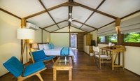 Gili Teak Resort Lombok - Superior Double Room with Sea View Regular Plan
