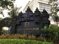 Hotel Borobudur Jakarta di Jakarta/Monas
