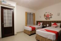 OYO 167 Dago's Hill Hotel Bandung - Deluxe Twin Pegi Pegi special promotion