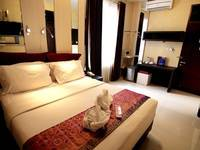 Latief Inn Hotel Bandung - Kamar Deluxe Regular Plan