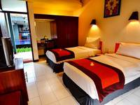 The Yani Hotel Bali - Kamar Deluxe Special Offer 55% OFF