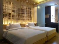 Tama Boutique Hotel Bandung - Deluxe Twin Regular Plan