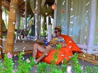 Coconut Garden Beach Resort Maumere - Beachfront Bungalow Regular Plan