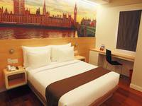 Citihub Hotel at Pecindilan Surabaya - Standart King Room Only Regular Plan