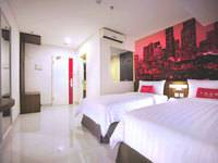 Fave Hotel Cililitan - Standard Room with Breakfast + Dinner - Weekend Package Regular Plan