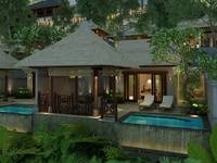 The Lokha Ubud - Luxury Pool Villa Last Minutes 40%