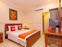 ZenRooms Paradise Legian Hotel Bali - Double Room Only Regular Plan