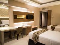 Novena Hotel Bandung Bandung - Deluxe Room Twin Bed Regular Plan