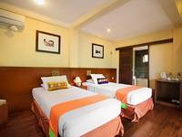 The Green Forest Resort Bandung - Cottage Twin Room Regular Plan