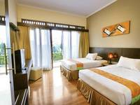 The Green Forest Resort Bandung - Superior Room With Breakfast Regular Plan