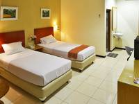 Hotel Kings Kudus - Kamar Superior Twin Regular Plan