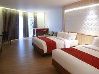 West Point Hotel Bandung - Family Suite Regular Plan