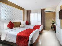 West Point Hotel Bandung - Executive Room Only Regular Plan