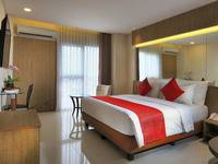 West Point Hotel Bandung - Deluxe King  PROMO MERDEKA