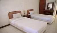 Hotel Pandu Lakeside Tuktuk Samosir - Superior Twin Room Only Regular Plan