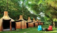 The Lodge Maribaya Bandung - Triple Share Tent  Regular Plan