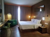 MaxOne Hotels Vivo Palembang - Deluxe - Hanya Kamar Regular Plan