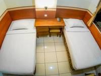 Sakura Guest House Bandung - Standard Twin Bed Regular Plan