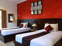 Puri Sading Hotel Bali - Deluxe Garden View Room Regular Plan