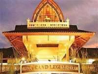 Grand Legi Hotel di Lombok/Mataram