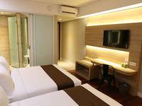 Grand Citihub Malang - Superior Twin 4 Person Regular Plan