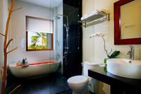 Ashoka Tree Resort at Tanggayuda Bali - Kamar Superior Pemandangan Taman - Hanya Kamar Save 44%