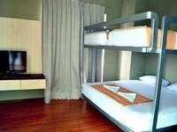 EDU Hostel Jogja - Quadruple Room Regular Plan
