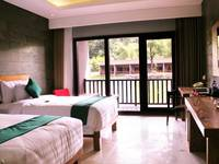 The Westlake Resort Yogyakarta - Executive Twin Lake View Regular Plan