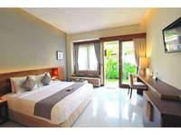 Uma Karan Seminyak Bali - Deluxe Pool View Room Only
