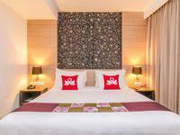 ZenRooms Imam Bonjol Denpasar - Double Room Regular Plan