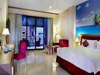 Kuta Central Park Hotel Bali - Studio Room With Breakfast Regular Plan