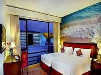 Kuta Central Park Hotel Bali - Superior Room Dengan Sarapan Same Day Deal Promo 53% No refund