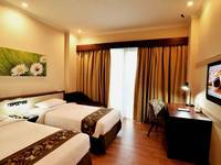 Angkasa Garden Hotel Pekanbaru - Deluxe Room Only Regular Plan