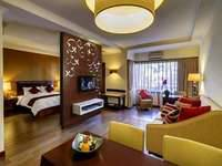 The Vira Hotel Bali - Suite SAVE 50% OFF Free Return Transport Airport