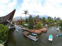 Danau Dariza Resort Hotel di Garut/Tarogong Kaler