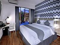 Liberta Seminyak Hotel - Superior Double or Twin Room Only Regular Plan