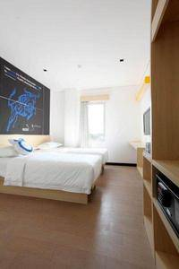 Zodiak Paskal Hotel Bandung - SUITE TWIN ROOM ONLY LONG STAY PROMOTION