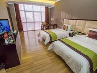 Maqna Hotel Gorontalo - Deluxe Twin Room Regular Plan