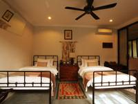Brown Feather Hotel Bali - Deluxe Halona Twin Regular Plan