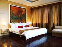 The Wangsa Hotel & Villas Bali - Deluxe Pemandangan Kolam Regular Plan