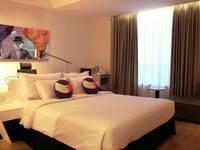 FOX HARRIS Hotel Pekanbaru - Deluxe Room Only Regular Plan