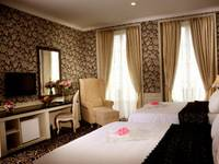 GH Universal Hotel Bandung - Deluxe Double Queen No View Last Minute Deal