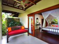 Beingsattvaa Vegetarian Retreat Bali - Two Bedroom Pavillion Regular Plan
