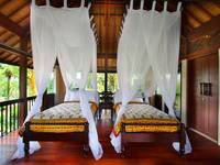Beingsattvaa Vegetarian Retreat Bali - Suite Twin Bed Room Regular Plan