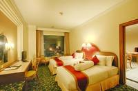 Prama Grand Preanger Bandung - Pandawa Suite 2 Bedroom Regular Plan