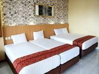 Airlangga Hotel & Restaurant Yogyakarta - Family Room Regular Plan