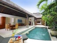 Grand Avenue Bali - One Bedroom Pool Villa Room Only Last Minutes Discount 30%