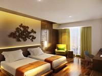 Grand Soll Marina Hotel Tangerang - Deluxe Double Room Regular Plan