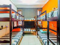 Pinisi Backpacker Bandung - 1 Bed In 8-Mix Bunk Bed Room (Shared Room/Last Check In 8Pm) Regular Plan