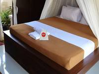NIDA Rooms Villa Kelapa North Lombok - Double Room Single Occupancy Special Promo
